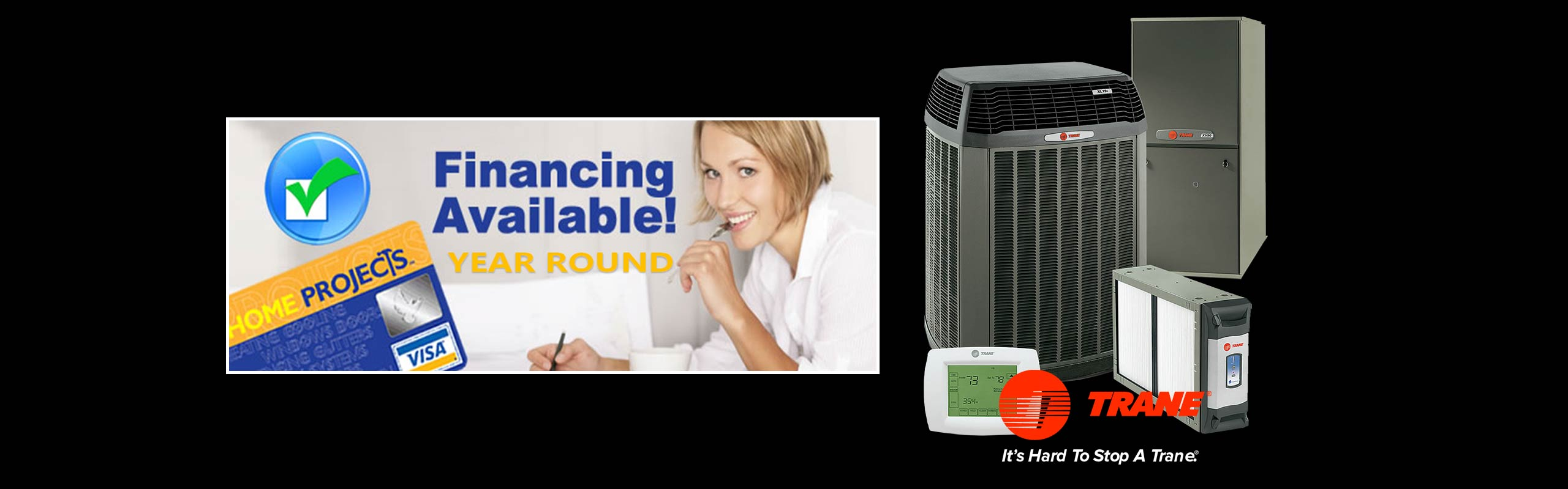 Trane AC and Heating Systems