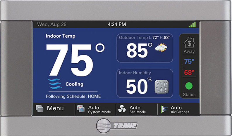 Trane Nexia XL824 Thermostat